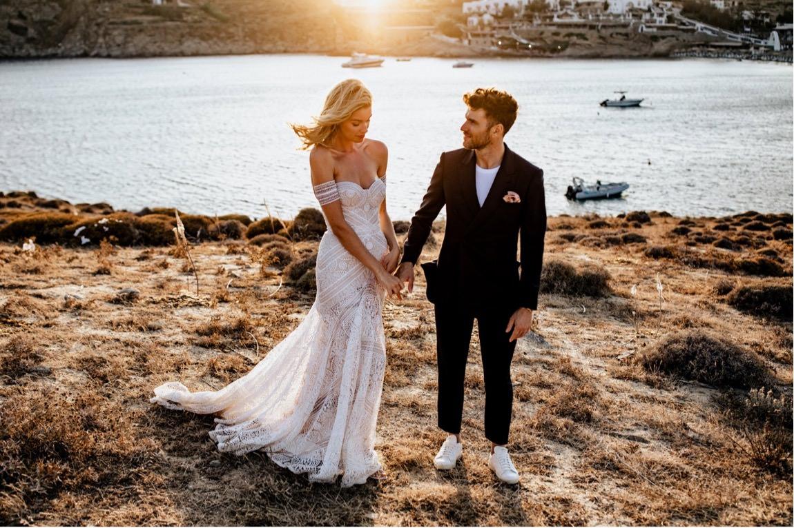 wedding photographer greek islands