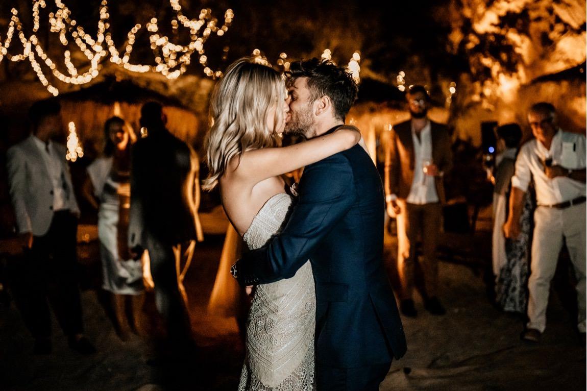 intime Hochzeit Mykonos Fotograf