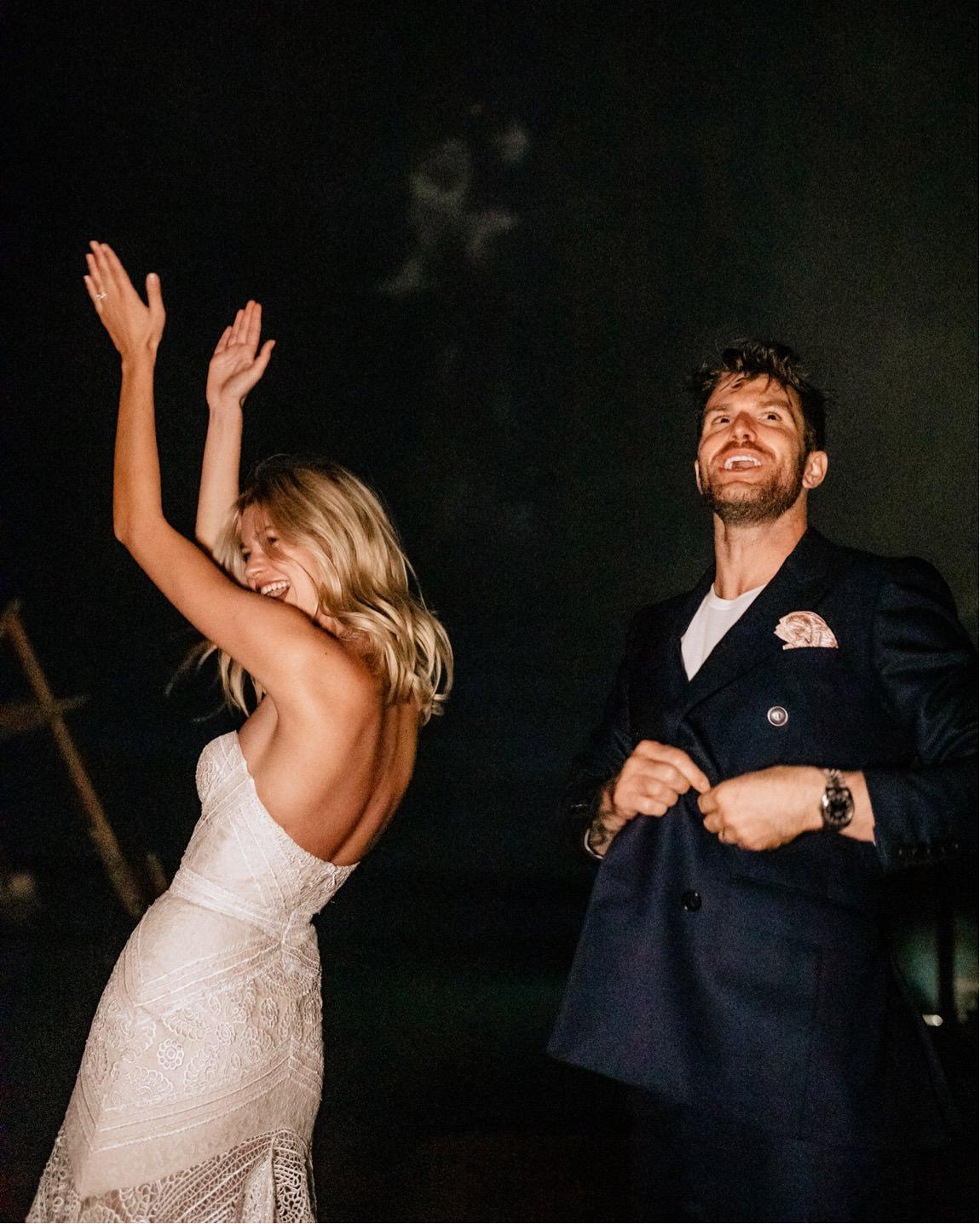 intime Hochzeit Mykonos